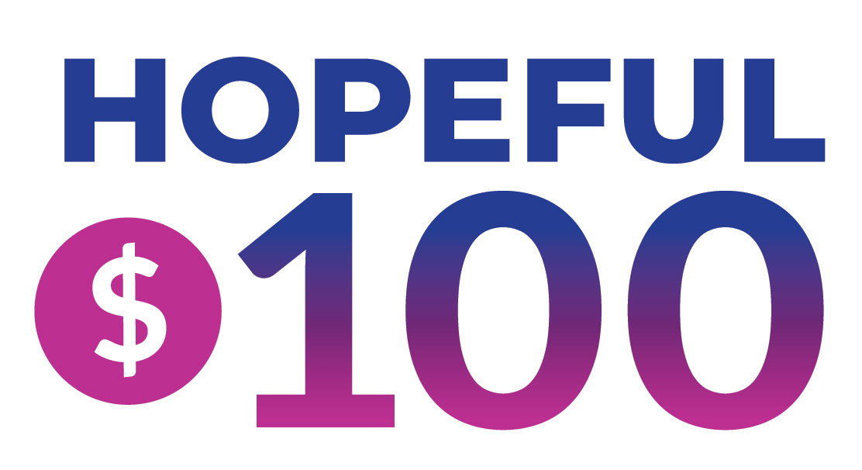 Hopeful100 Graphic